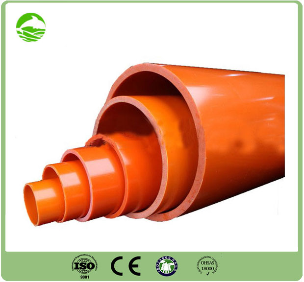 HDPE Municipal fire protection pipeline