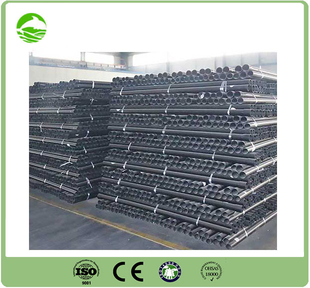 PVC pipes for coal seam methane extraction (PVC mine antistatic flame retardant composite pipe)