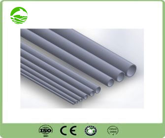 PVC pipes for water